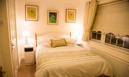 Double Room at Lorcan Lodge
