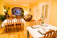 Dining Room at Lorcan Lodge