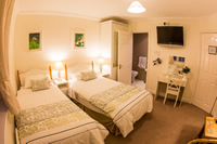 Twin Room at Lorcan Lodge